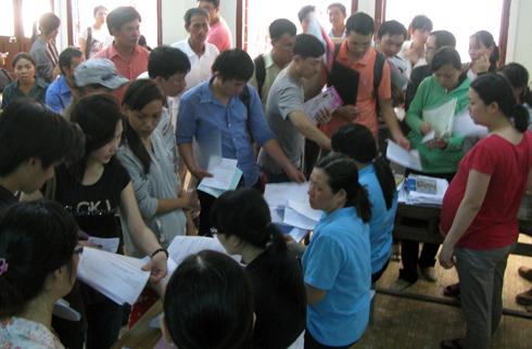 Sinh viên chọn đơn vị tuyển dụng