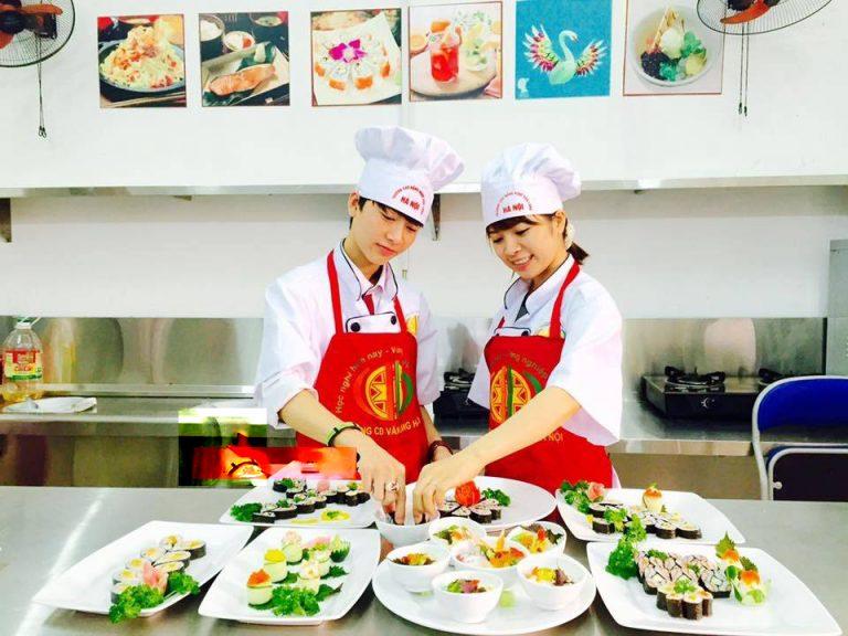 Đào tạo nấu ăn | học nấu ăn tại Thanh hóa