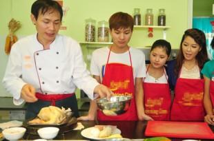 dạy nấu ăn