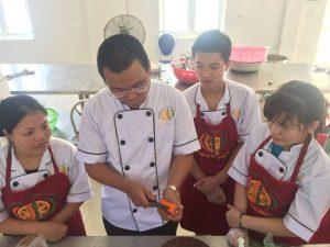 Khóa học nâu ăn K01_ Ninh Bình