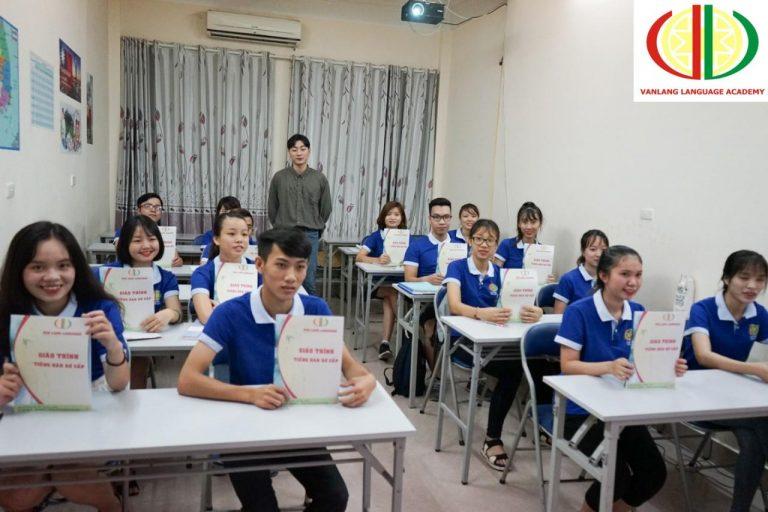 Học tiếng Hàn tại Tân Tây Đô – Đan Phượng!