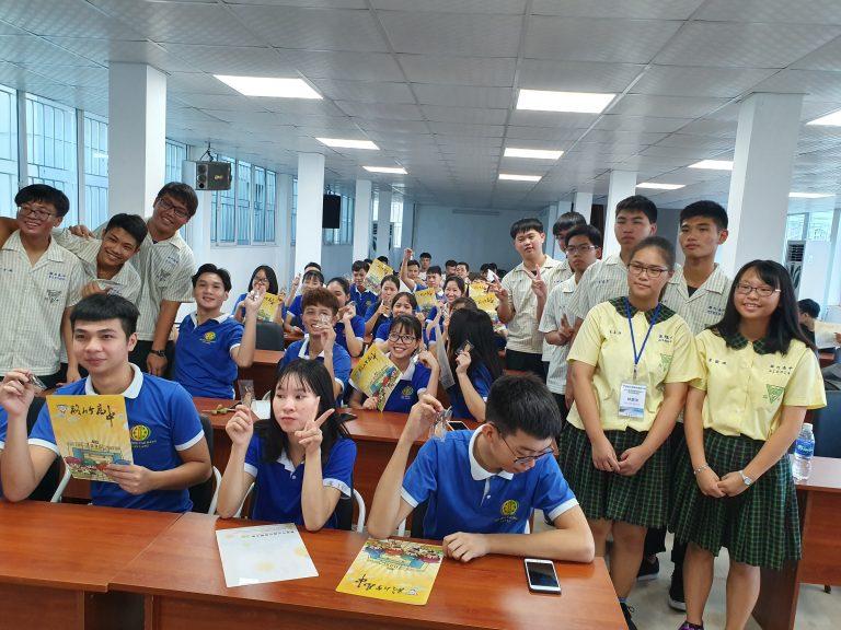 Lý do bạn nên chọn đi du học Đài Loan tại Văn Lang